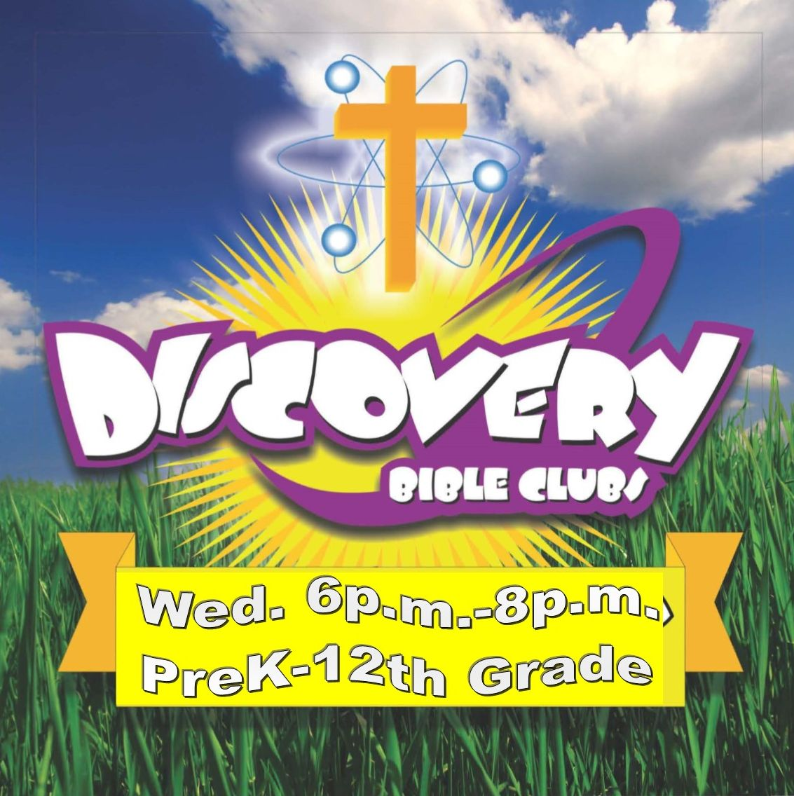 The discovery bible study